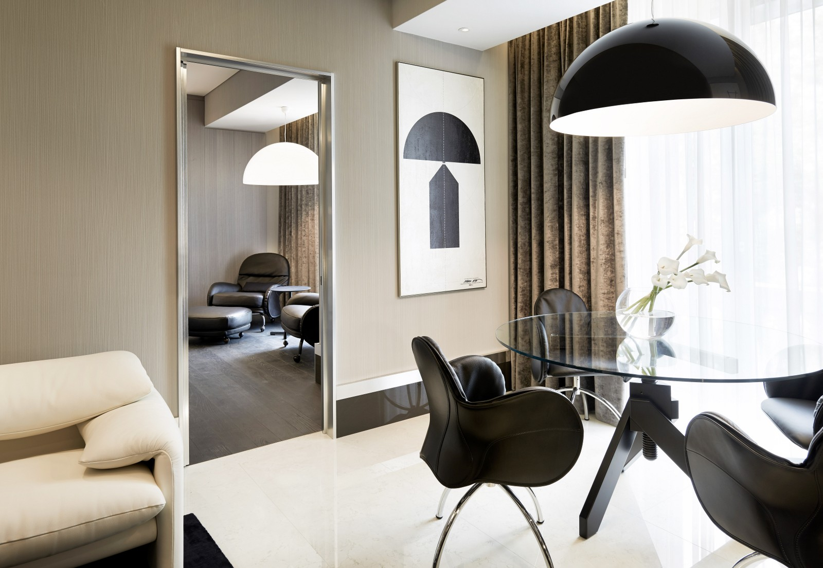 Excelsior hotel gallia milan a luxury collection for Hotel interior design