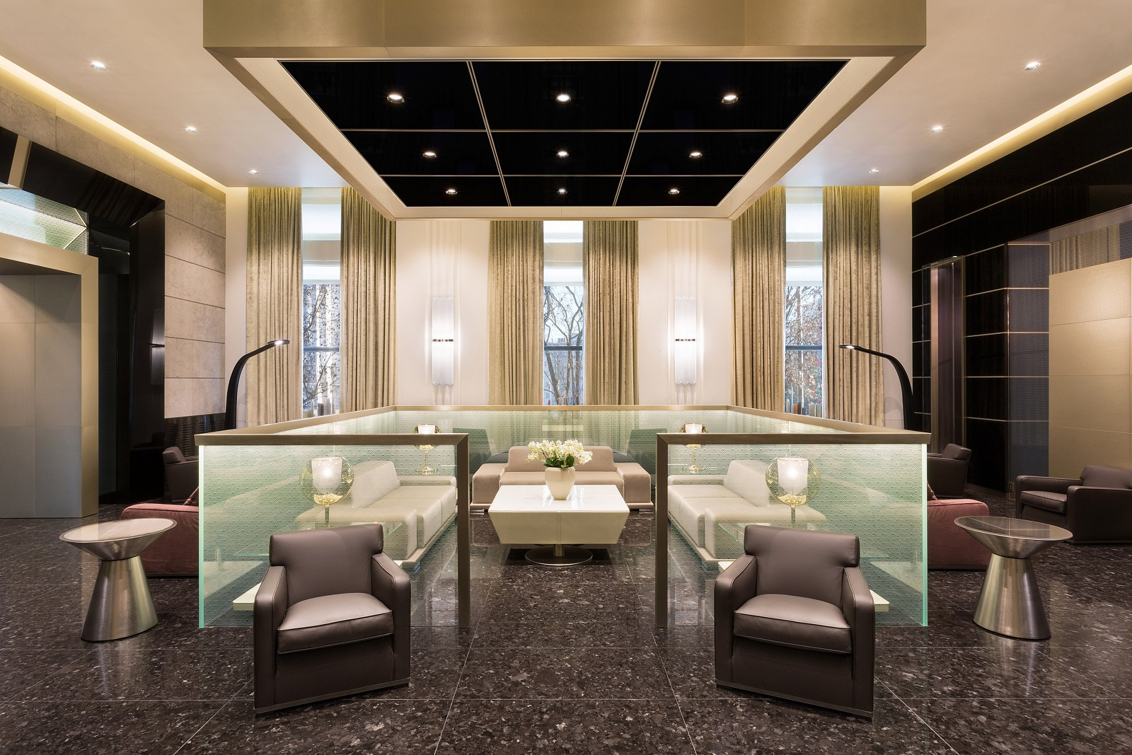Excelsior hotel gallia milan a luxury collection for Interior design milano