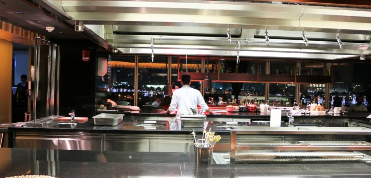 Bombay Brasserie Interiors