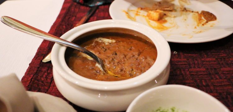 Swaad Indian Restaurant Daal Makhani