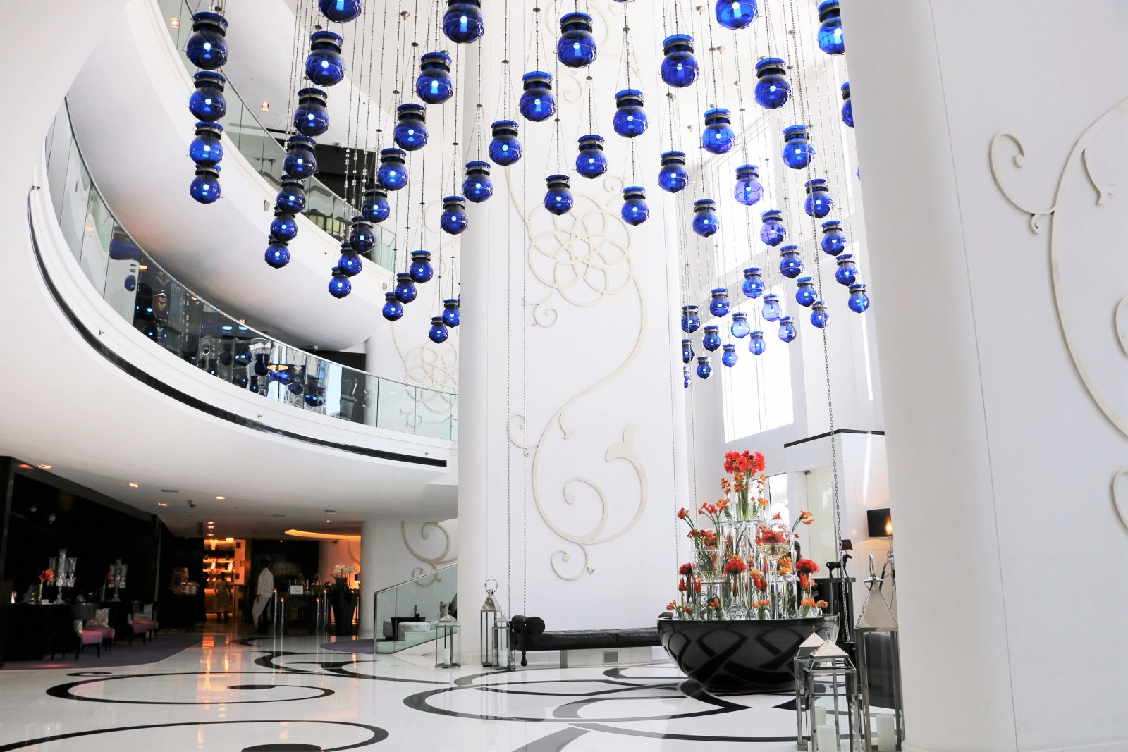 Casual Glamour Meets Urban Energy As The First Luxury Lifestyle Hotel Opens In Qatar Located At West Bay Of Doha W Has Got Your Insider Access