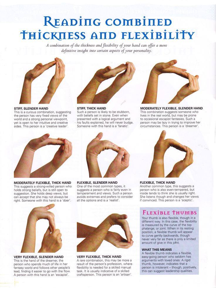 Palmistry For Dummies... Read Your Own Palm!